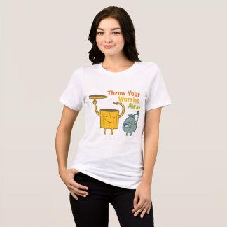 Camiseta Jogue o Bella das suas mulheres das