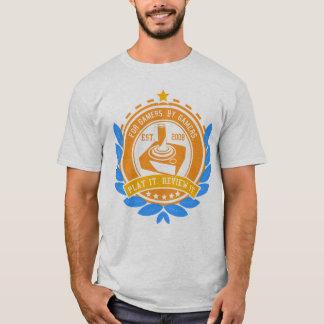 Camiseta Jogue-o revisão ele t-shirt oficial