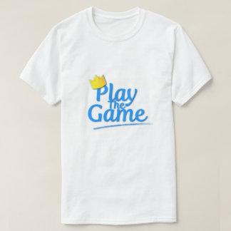 Camiseta Jogue o T do jogo |