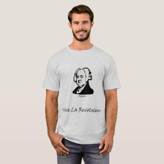 Camiseta John Adams - revolução do La de Vive