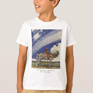 Camiseta John Bauer - no mundo largo