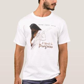Camiseta John-Júri Luis - uns trabalhos em curso