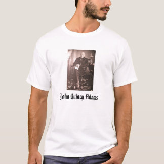 Camiseta John Quincy Adams