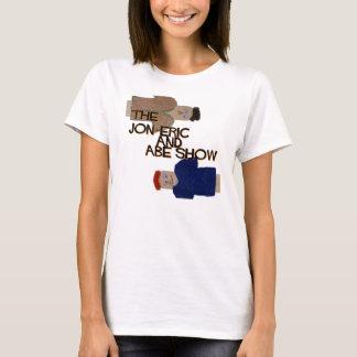 Camiseta Jon & Abe laterais