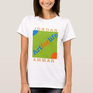 Camiseta Jordão/Amman