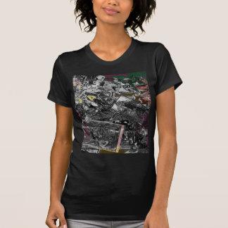 Camiseta Jornal do vintage