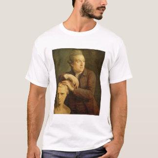 Camiseta Joseph Nollekens (1737-1823) com seu busto de Laur