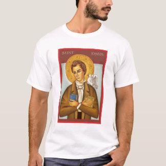 Camiseta Joseph Smith, o t-shirt anterior dos homens do