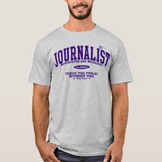 Camiseta Journalista