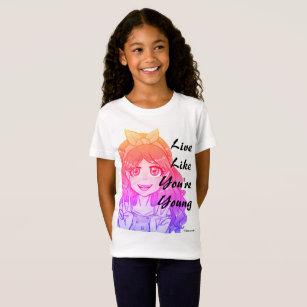 Camiseta Jovens vivos por Taylor Wolfe