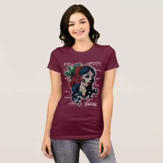 Camiseta Joyful Skull