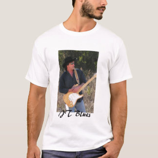 Camiseta jtpromoshotcutsize, azuis do JT