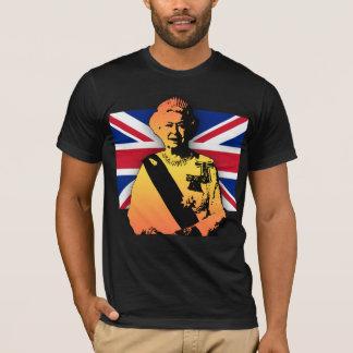 Camiseta Jubileu de diamante impressionante do pop art com