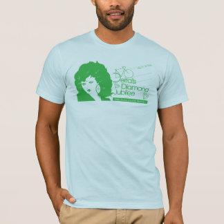 Camiseta Jubileu: Screenprint verde