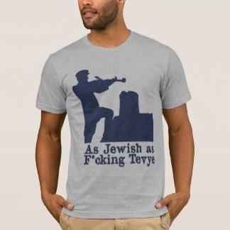 Camiseta Judaico como Tevye