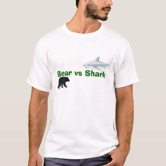 Camiseta Jujubas contra o T do tubarão