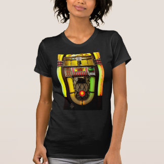 Camiseta Jukebox velho