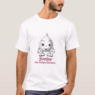 Camiseta Júnior o pingo de chuva foragido