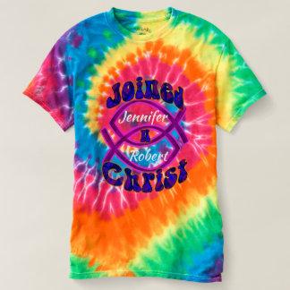 Camiseta Juntado no cristo
