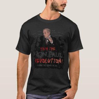Camiseta Junte-se à revolução de Ron Paul!