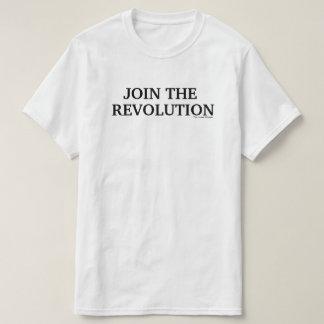 Camiseta Junte-se à VOLTA
