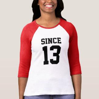 Camiseta Junto desde 2013