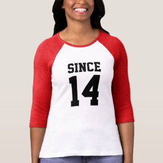 Camiseta Junto desde 2014