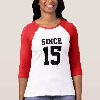 Camiseta Junto desde 2015