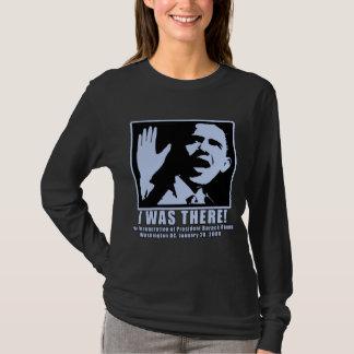 Camiseta Juramento de tomada de posse de Barack Obama