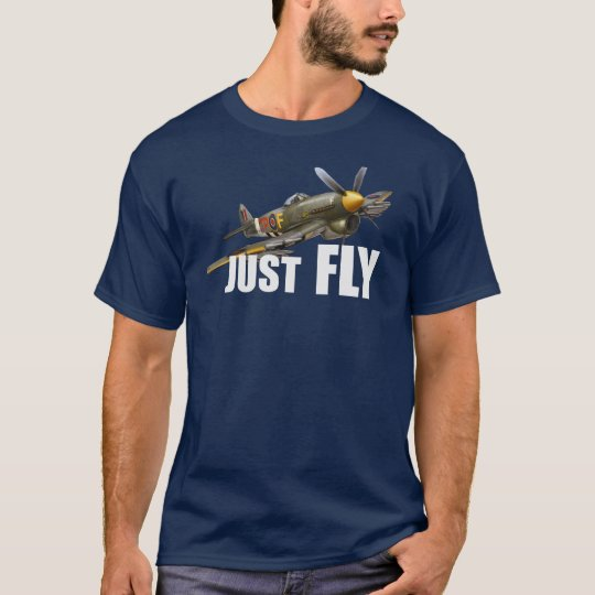 Camiseta | Just Fly J4