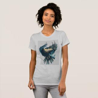 Camiseta Justa Feminina, Prata