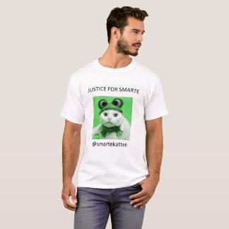 Camiseta Justiça para Smarte - skjorte de T