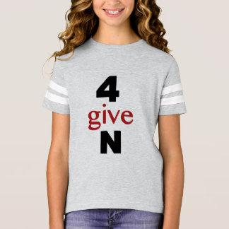Camiseta Juventude cristã perdoada