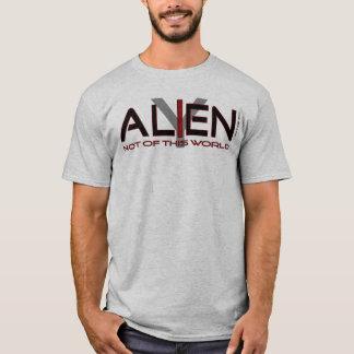 Camiseta Juventude estrangeira