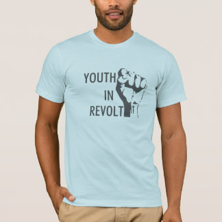 Camiseta Juventude na revolta