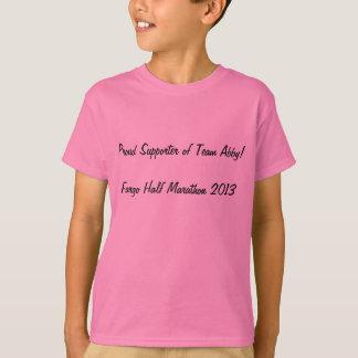 Camiseta Juventude RunForAbby