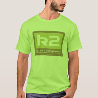 Camiseta k2