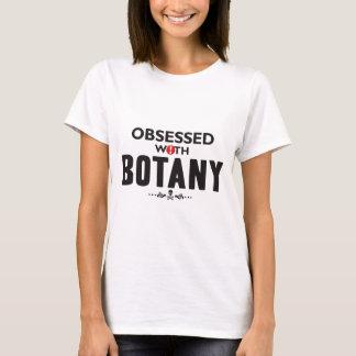 Camiseta K obcecado Botânica