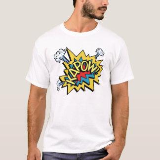 Camiseta ka-prisioneiro de guerra