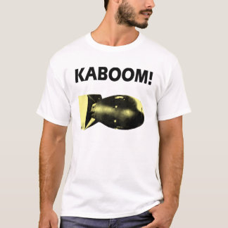 CAMISETA KABOOM