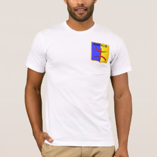 Camiseta kabylie do blason