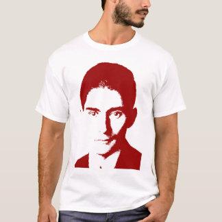 Camiseta Kafka vermelho