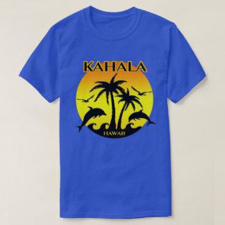 Camiseta Kahala, golfinhos de Havaí