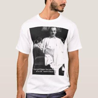 Camiseta Kahlil Gibran