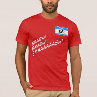 Camiseta Kai o Hitchhiker