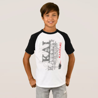 Camiseta Kaitiaki - guardiães maori (t-shirt branco)
