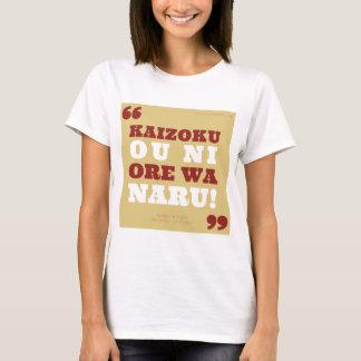 Camiseta Kaizoku oni ore wa naru! - One Piece
