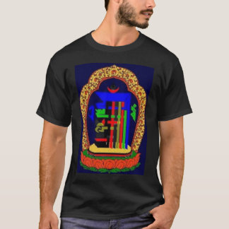 Camiseta kalachakra dobra-poderoso do namcu 10