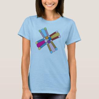 Camiseta kaleidoflower multi