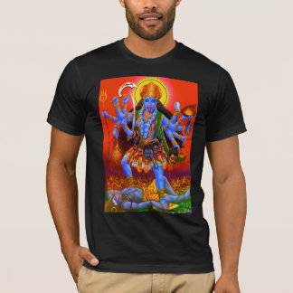 Camiseta Kali, o contratorpedeiro
